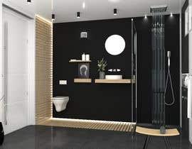 #44 dla Luxury bathroom design -  3 przez SaeidDavoodi