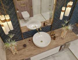 #53 dla Luxury bathroom design -  3 przez alokbhagat
