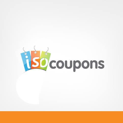 Bài tham dự cuộc thi #                                        57                                      cho                                         Logo Design for isocoupons.com