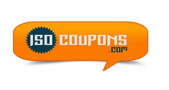 Bài tham dự cuộc thi #                                        65                                      cho                                         Logo Design for isocoupons.com