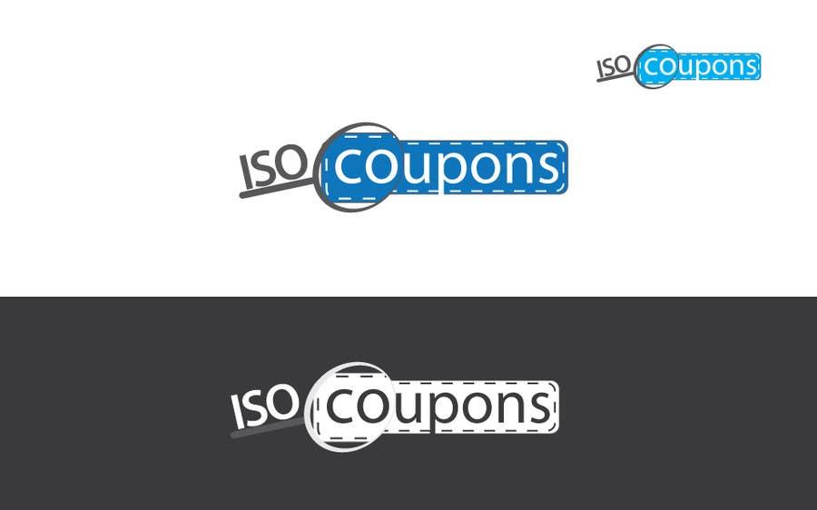 Bài tham dự cuộc thi #                                        113                                      cho                                         Logo Design for isocoupons.com
