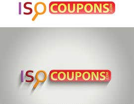 #139 para Logo Design for isocoupons.com por iBdes1gn