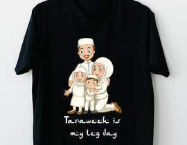 #36 untuk Muslim shirt design needed oleh Morjina