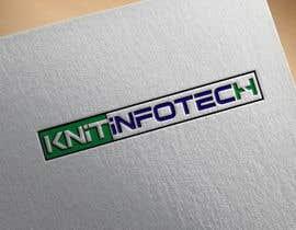#21 for Logo Design for knitinfotech by azlur