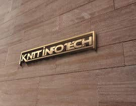 nº 25 pour Logo Design for knitinfotech par graphicsgurubd
