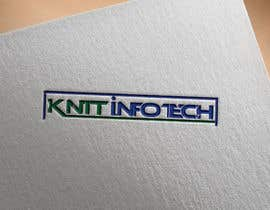 nº 26 pour Logo Design for knitinfotech par graphicsgurubd