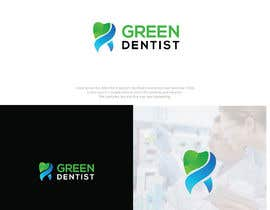 #104 for GREEN DENTIST LOGO by sajeeb214771