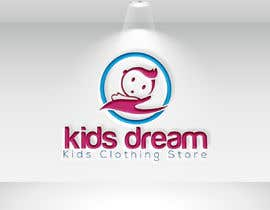 #35 for Kids Clothing Store Logo by giusmahmud