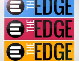 #103 para Logo Design for The Edge por eak108