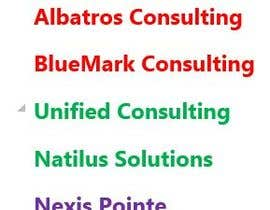 #177 for new name for a finance consultancy by sharif106
