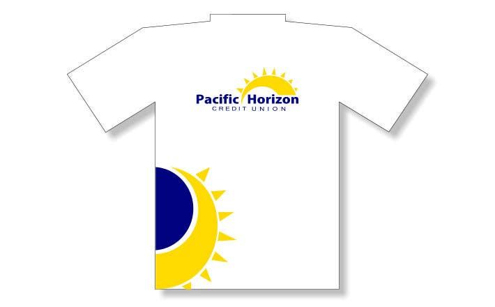 Inscrição nº                                         6                                      do Concurso para                                         T-shirt Design for Credit Union