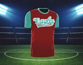 #84 untuk Need a baseball script font created for a t-shirt oleh FARUKTRB