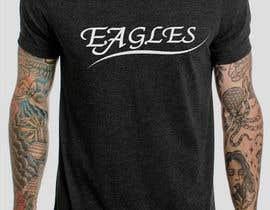 #85 untuk Need a baseball script font created for a t-shirt oleh sohelrana469112