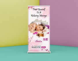 #6 for Re-crate a vertical banner in psd file with all element in different layers (size 4 ft x 8ft) . by shandhyanath626