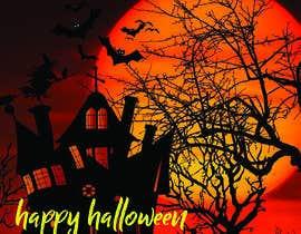 #40 for Halloween Card by BadshaT