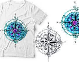 #19 для Back of t shirt art design от czsidou