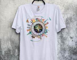 #21 для Back of t shirt art design от Iammdtareq