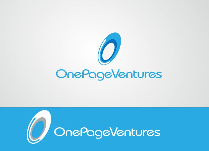 Inscrição nº                                         118                                      do Concurso para                                         Logo Design for OnePageVentures - start up company