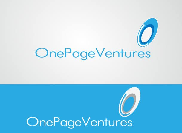 Inscrição nº                                         126                                      do Concurso para                                         Logo Design for OnePageVentures - start up company