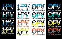 Logo Design for OnePageVentures - start up company için Graphic Design13 No.lu Yarışma Girdisi