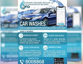 Nro 20 kilpailuun Create attractive poster for car wash monthly subscription käyttäjältä shorna99