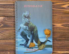 #11 cho Need 5 dinosaur books designs for note books bởi mdrahad114