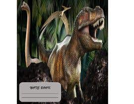 #12 cho Need 5 dinosaur books designs for note books bởi aliarfn97