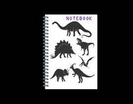 #13 cho Need 5 dinosaur books designs for note books bởi aliarfn97