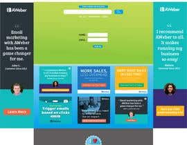 #15 for Create a professionell and powerful 1 Site Affiliate Page for AWeber Email Marketing af Kalluto