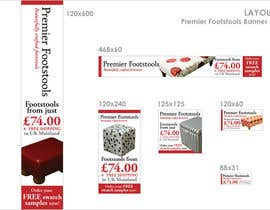 meichuen tarafından Affiliate Banners Design for Premier Footstools Affiliate Scheme için no 6