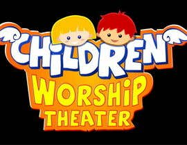nº 2 pour Logo Design for Children's Worship Theater par Stevieyuki