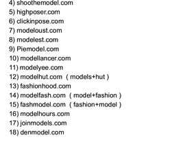 #100 cho Find an available domain for a peer to peer site for models and modelseekers bởi Pratikpatil7525