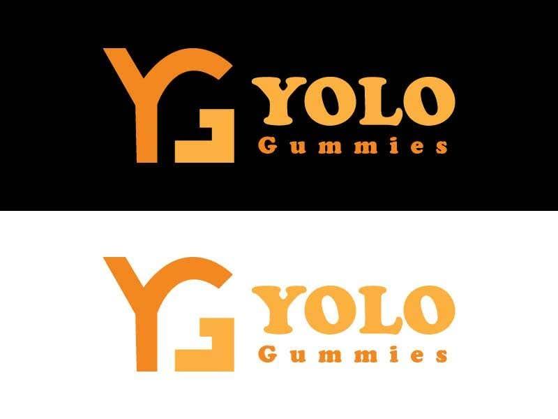 Penyertaan Peraduan #647 untuk Logo YOLO GUMMIES