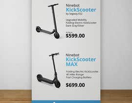 #18 for Product Stand Up Banner by cadforms
