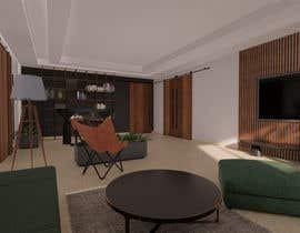 #6 for I want a modern design for my living room and i want to include in it a coffe bar and some wood style av anaberoshvili