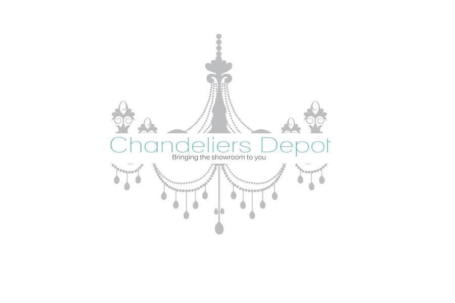 Bài tham dự cuộc thi #                                        28                                      cho                                         Logo Design for Chandeliers Site