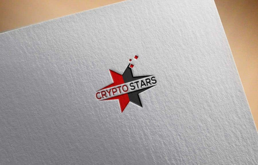 """Proposition n°334 du concours DESIGN me Logo for """"Crypto Stars"""""""