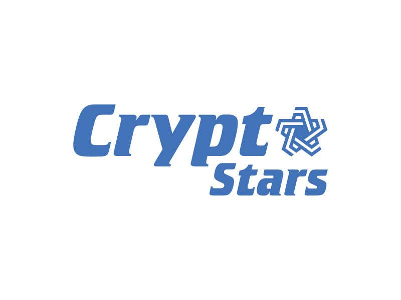 """Proposition n°210 du concours DESIGN me Logo for """"Crypto Stars"""""""