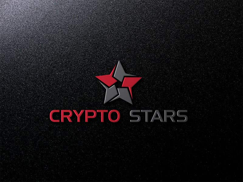 """Proposition n°255 du concours DESIGN me Logo for """"Crypto Stars"""""""