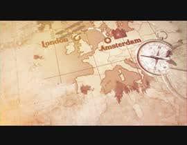Nro 13 kilpailuun Create an Indiana Jones interactive map as intro for a home video (30 to 40 sec). käyttäjältä sudhalottos