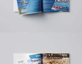 #30 dla Need a Company brochure przez azahermia