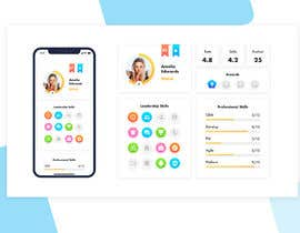 #14 para UI design for gamified application de PavelMors