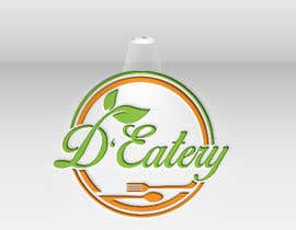 "#83 for The logo should comprise of bright colors preferably orange with other additions. The name of the cafe would be ""D' Eatery"". The type of food would be beverages along with street food. The cafe will be set up on a shipping container. av ffaysalfokir"