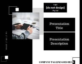 #63 for Slide Template Design - For Professional Powerpoint Presentation by NADAFATI