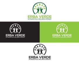 #249 for Erba Verde - Logo for Nutraceutical (supplement) wellness company av rabiul199852