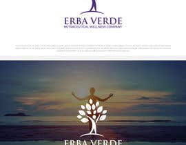 #308 for Erba Verde - Logo for Nutraceutical (supplement) wellness company by usamajay