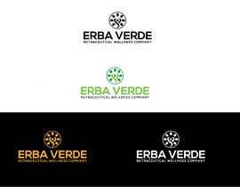 #252 for Erba Verde - Logo for Nutraceutical (supplement) wellness company av tanvirraihan05