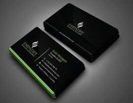 Nro 1436 kilpailuun Cool Business Cards käyttäjältä naveedahm09