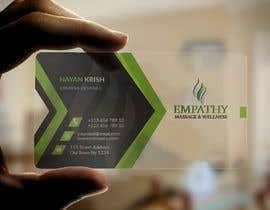 Nro 1411 kilpailuun Cool Business Cards käyttäjältä designitem360