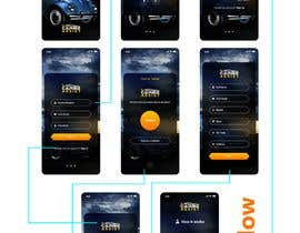 #157 for App Design - Carbiz Assist by afifabdullah1